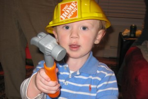 I want to be a Carpenter Dad!